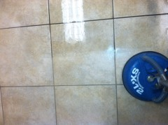 Tile and Grout Cleaning by Essex Cleaning and Restoration